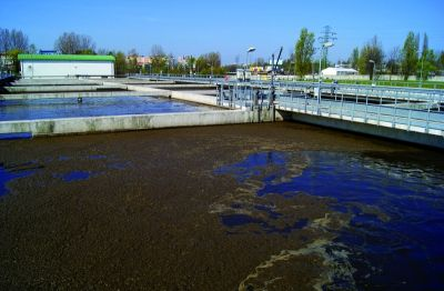 Bioreaktor Oczyszczalni Ścieków Gigablok